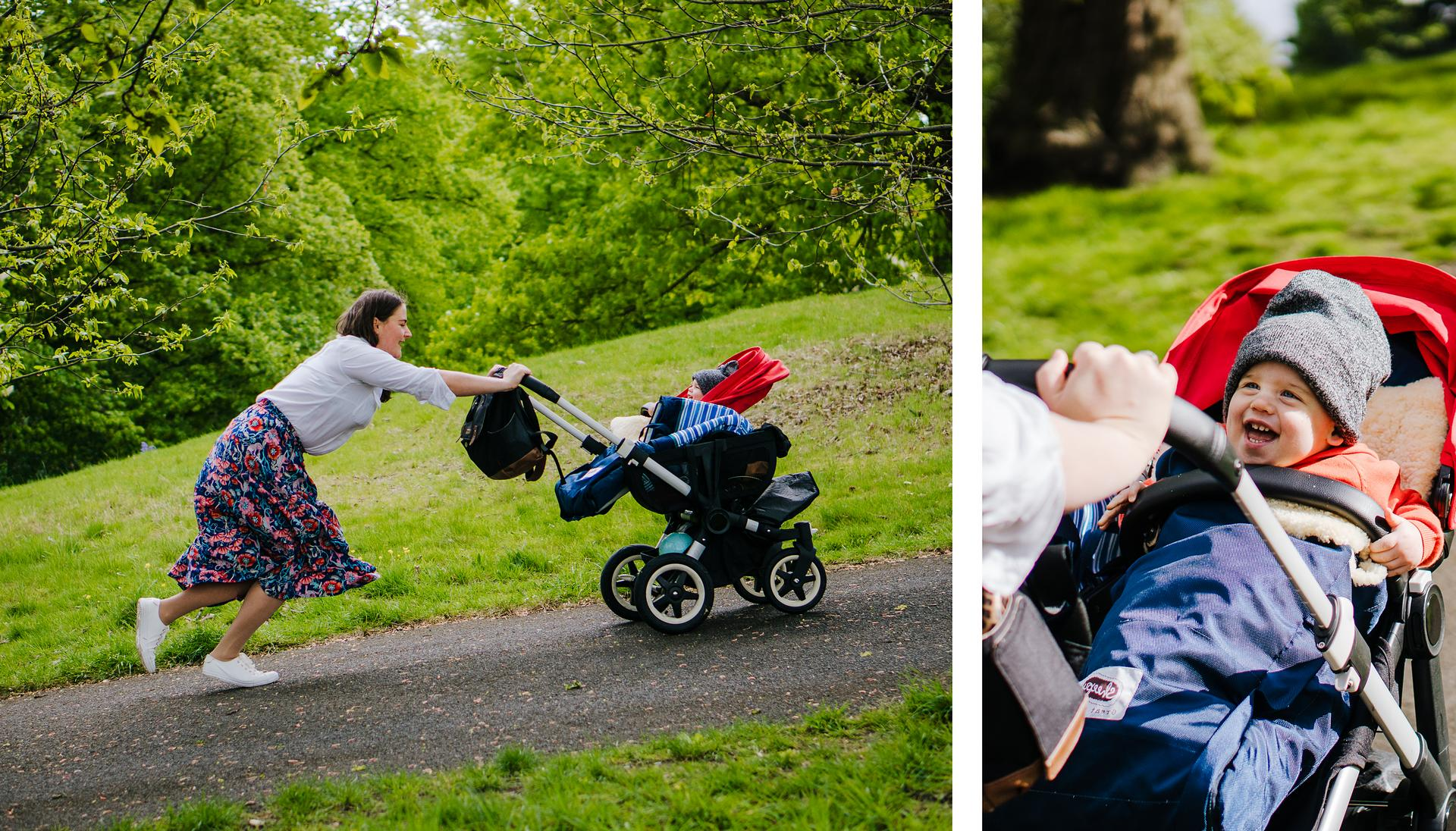 family outdoor photography edgware